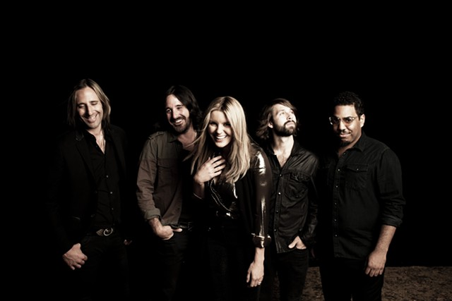 Grace Potter and the Nocturnals - COURTESY OF GRACE POTTER AND THE NOCTURNALS