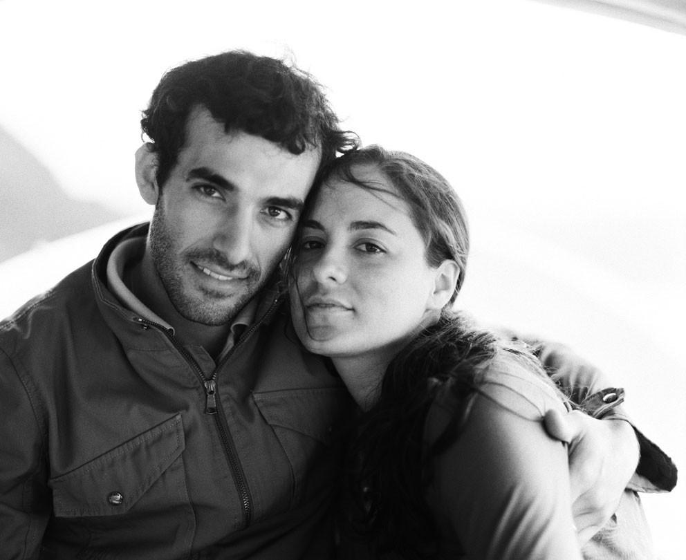 Graham Letorney and Adriana Teresa Letorney - COURTESY OF RENATO OSOY