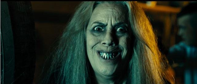 Grandma, what big teeth you have! - IFC FILMS