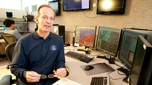 Ground Crew: Meet Scott Whittier, Warning Coordination Meteorologist