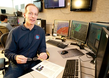 Ground Crew: Meet Scott Whittier, Warning Coordination Meteorologist