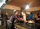 In Pittsfield, Tiny Backroom Restaurant Opens