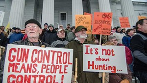 Gunning for Reform: Burlington's Firearms Vote May Prove Largely Symbolic