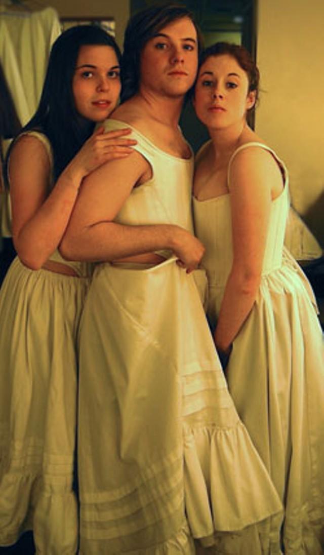 Hayley Smith, Gould and Jana Pollack
