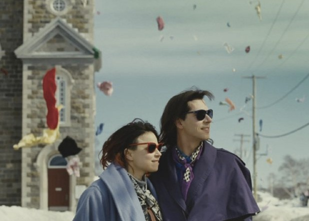 HE WAS A SHE Clément and Poupaud play a couple staying together through a sex change in the Montréal wunderkind's third film.