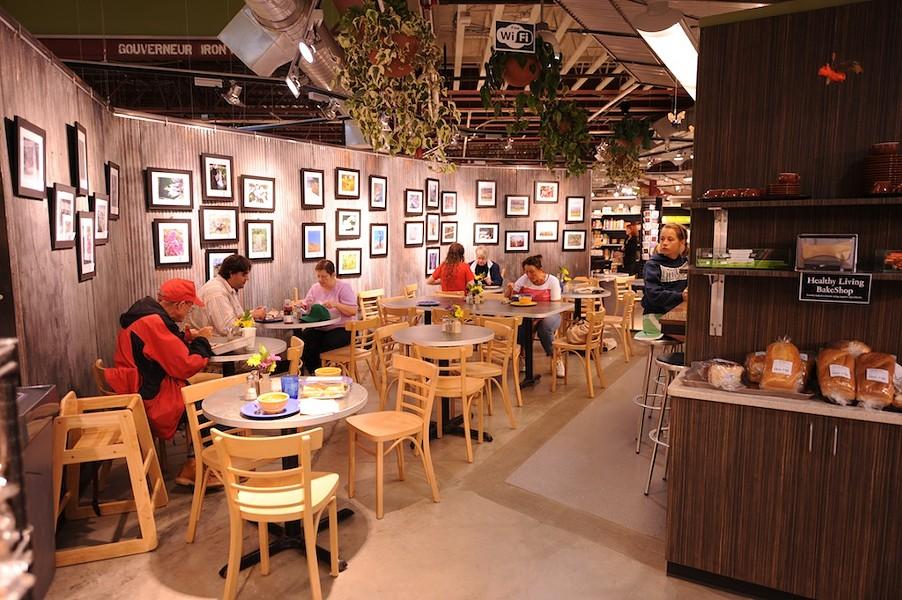 Pressed Cafe Hours Burlingotn