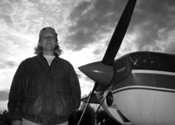 High Mom: The son of a local aviatrix also arises