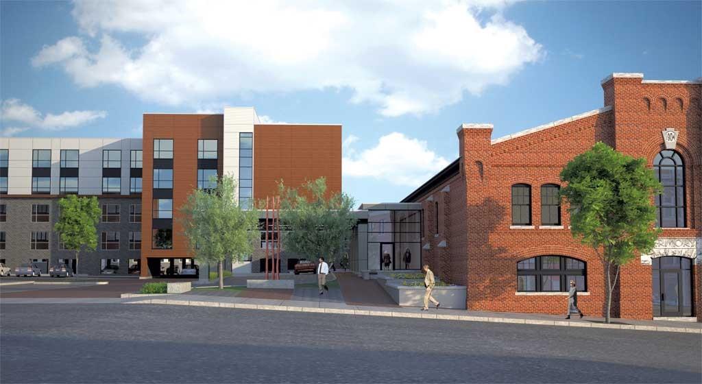 Hilton Garden Inn, plans