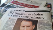 Hot Off the Press: Newspapers Back Donovan for AG