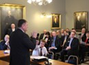 AWOL Pols: Vermont GOPers Take a Walk on Indiana Resolution