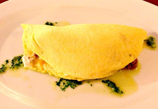 How Alice likes her eggs in the morning - ALICE LEVITT