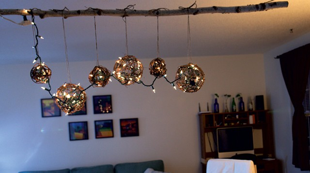 How to make a chandelier with christmas lights diy home seven click to enlarge matthew thorsen aloadofball Choice Image