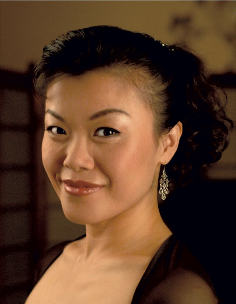 Back to Bach: Soprano Hyunah Yu Sings for Capital City Concerts ...