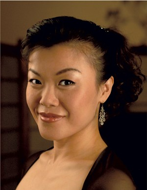 Hyunah Yu - COURTESY OF CAPITAL CITY CONCERTS