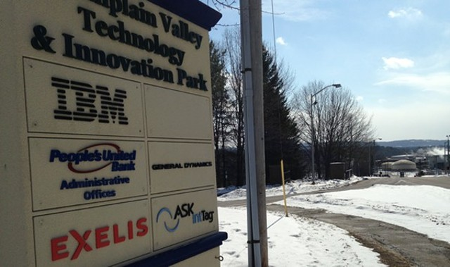 IBM's Essex Junction facility