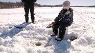 Stuck in Vermont: Ice Fishing in the NEK