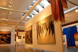 MATTHEW THORSEN - Inside the Bryan Memorial Gallery