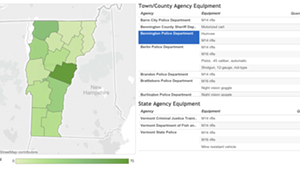 Interactive: Explore the Military Equipment in Your Community