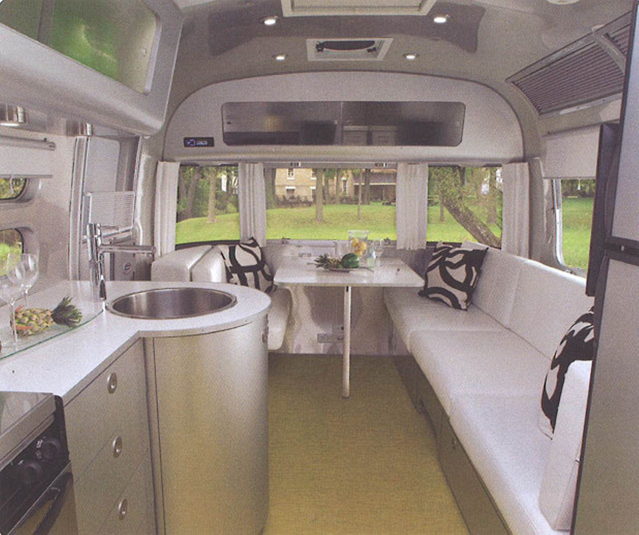 Plattsburghs Nomad Airstream Is King Of The Trailers
