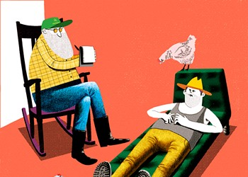 Introvert or Extrovert? Psychoanalyzing Farmers