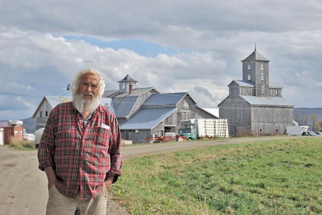 Jack Lazor of Butterworks Farm - KATHRYN FLAGG