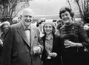 James Beard, Judith Jones and Julia Child