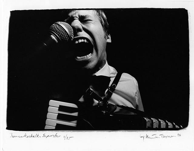 James Kochalka Superstar, from Sound Proof - MATTHEW THORSEN