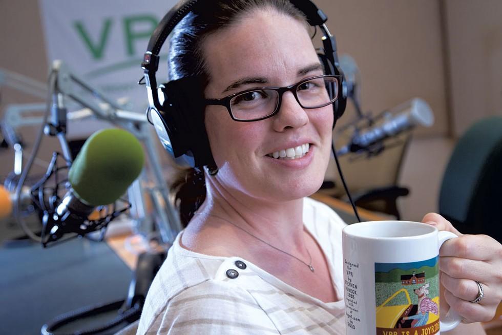 Jane Lindholm, VPR - MATTHEW THORSEN