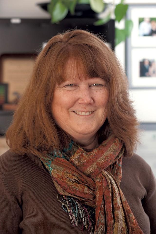 Jeanne Collins - MATTHEW THORSEN