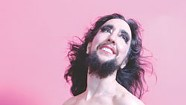 A Bearded Lady Talks About Life Under the Big Top