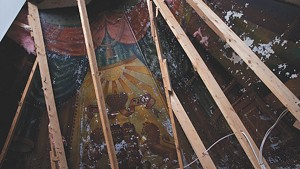 Jewish Historians in Burlington Seek to Preserve a Hidden Mural