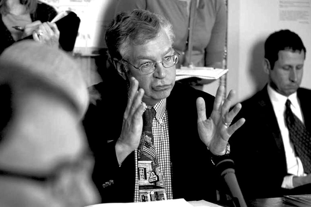Jim Harrison - FILE: STEFAN HARD