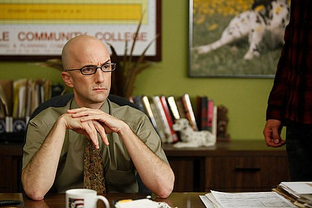 "Jim Rash in ""Community"" - NBCUNIVERSAL"