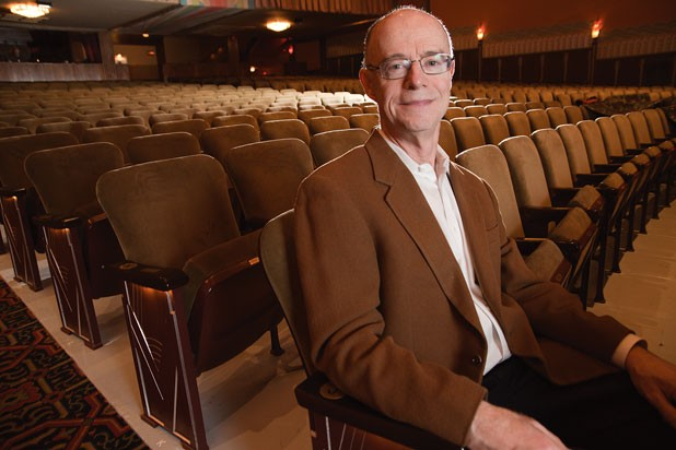 John Killacky at the Flynn Center for the Performing Arts - FILE: MATTHEW THORSEN