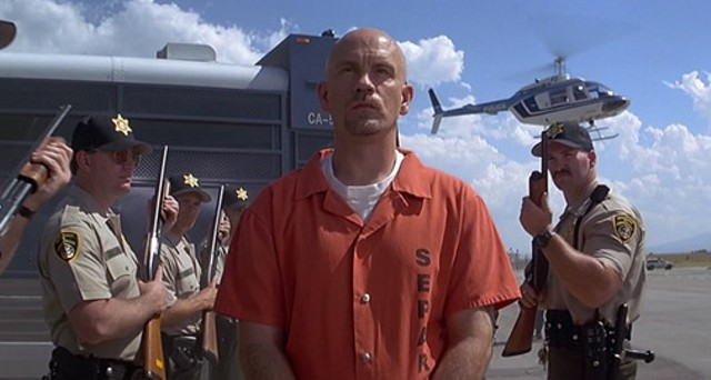 """John Malkovich as Cyrus """"The Virus"""" - TOUCHSTONE PICTURES"""