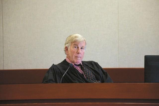 Judge Michael Kupersmith - MATTHEW THORSEN