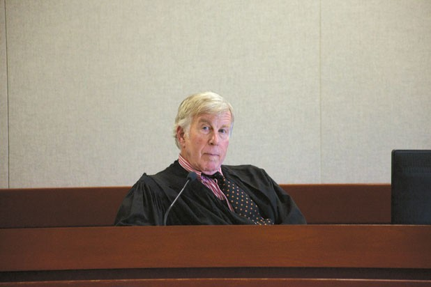 Judge Michael Kupersmith - MATTHEW THORSEN