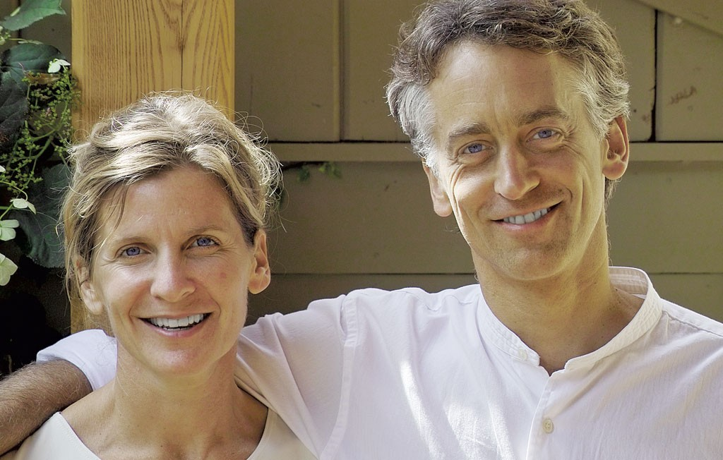 Judith and Stephen Selin - COURTESY OF SUSAN TEARE