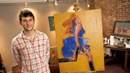 Eyewitness: Painter Julian Cardinal