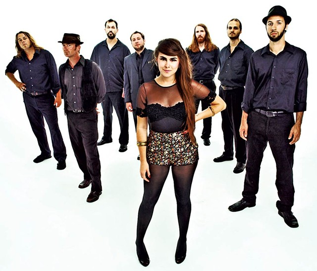 Kat Wright & the Indomitable Soul Band