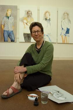 Kate Gridley - MATTHEW THORSEN
