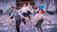 Theater Review: Irving Berlin's White Christmas, Northern Stage