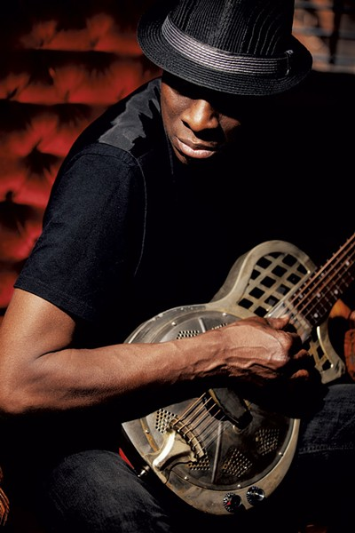Keb' Mo' - COURTESY OF SHORE FIRE MEDIA