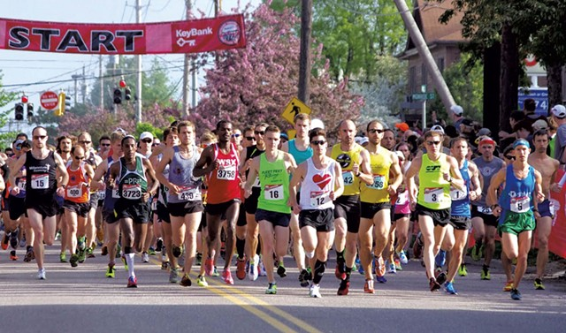 KeyBank Vermont City Marathon & Relay - STEPHEN MEASE