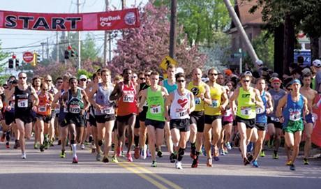 KeyBank Vermont City Marathon & Relay - STEPHEN MEASE