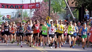 KeyBank Vermont City Marathon & Relay