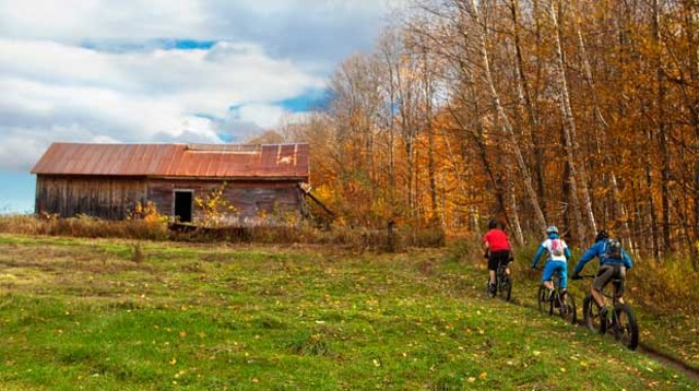 Kingdom Trails - PHOTO COURTESY OF BEN HAULENBEEK