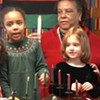 Kwanzaa at the Schoolhouse with Nari [SIV335]