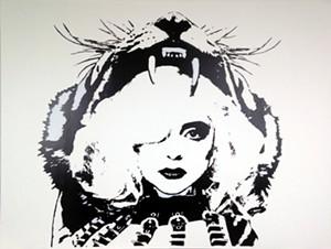 "COURTESY OF DJ BARRY - ""Lady Gaga"" by DJ Barry"