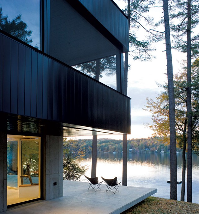 Lake Dunmore residence, Leicester